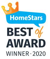 Stack Electric HomeStars Best of Award