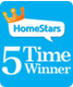 Stack Electric HomeStars Best of Award Winner